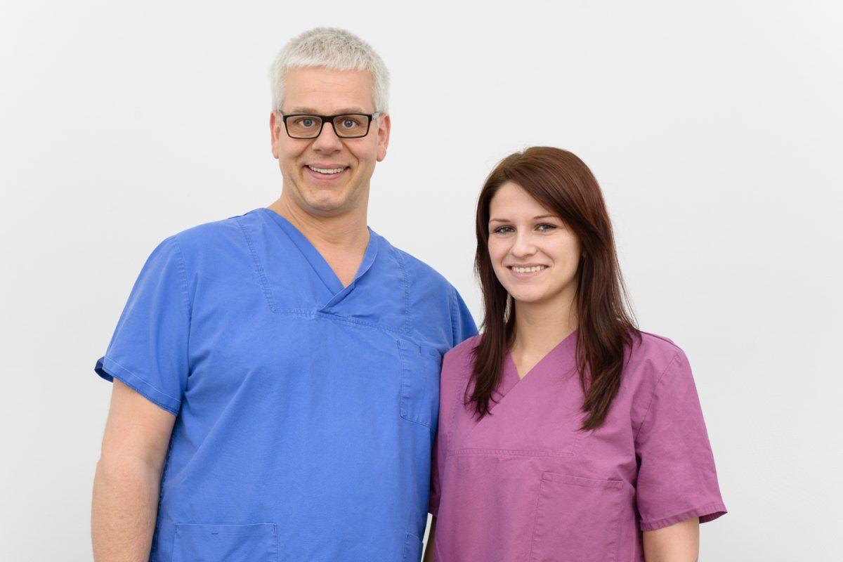 Anästhesie Team